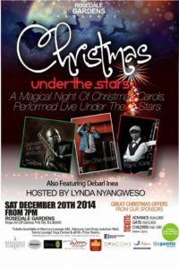 Christmas Under The Stars2